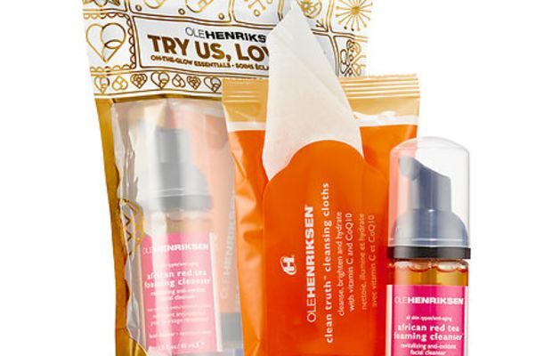 Ole Henriksen Try Us Love Us On-the-Glow Essentials