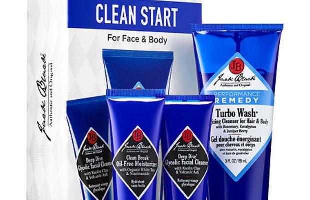 Jack Black Clean Start