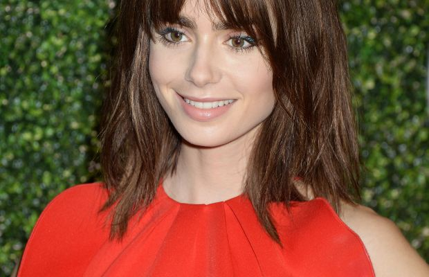 Lily Collins, Stylemakers Awards 2016