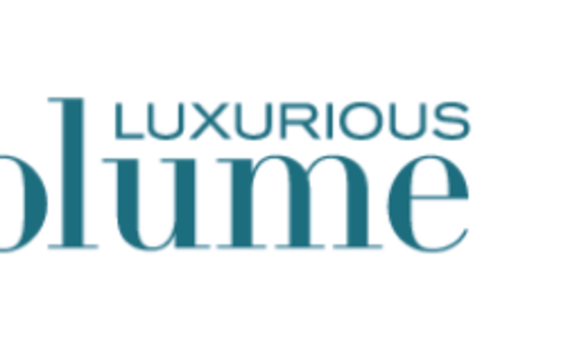 In Partnership with Luxurious Volume