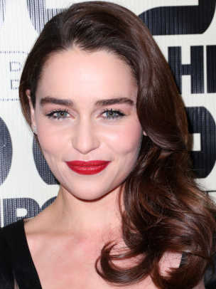 Emilia-Clarke-Golden-Globes-HBO-After-Party-2013