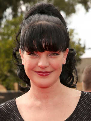 Pauley-Perrette-Grammy-Awards-2013