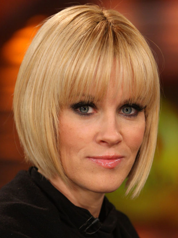 The Best And Worst Bangs For Heart Shaped Faces