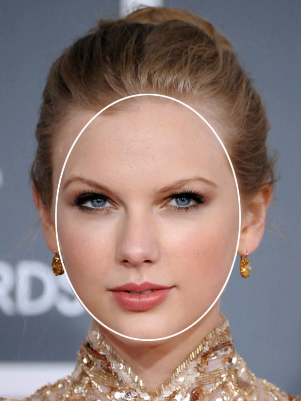 The Best And Worst Bangs For Oval Faces Beautyeditor