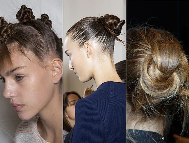 Top knots for waves