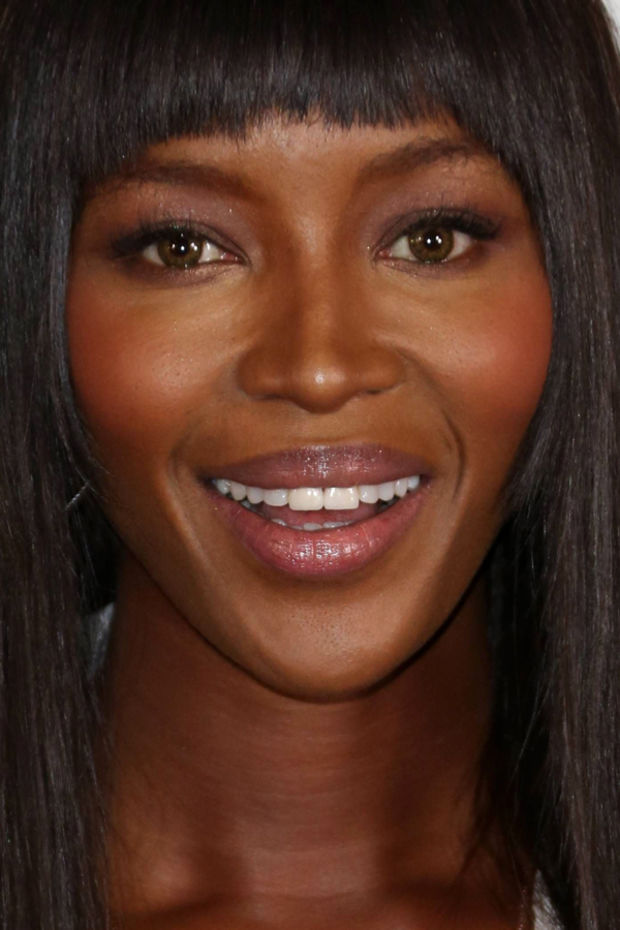 Naomi Campbell, launch of The Face, 2013
