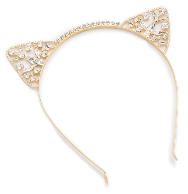 Natural Looking Cat Ear Hairband