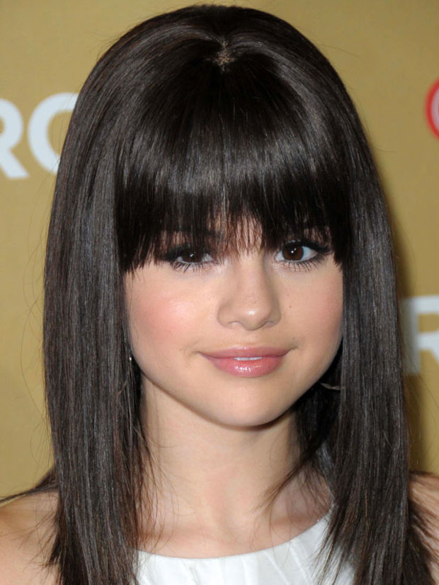 Super The Best And Worst Bangs For Round Face Shapes Beautyeditor Short Hairstyles Gunalazisus