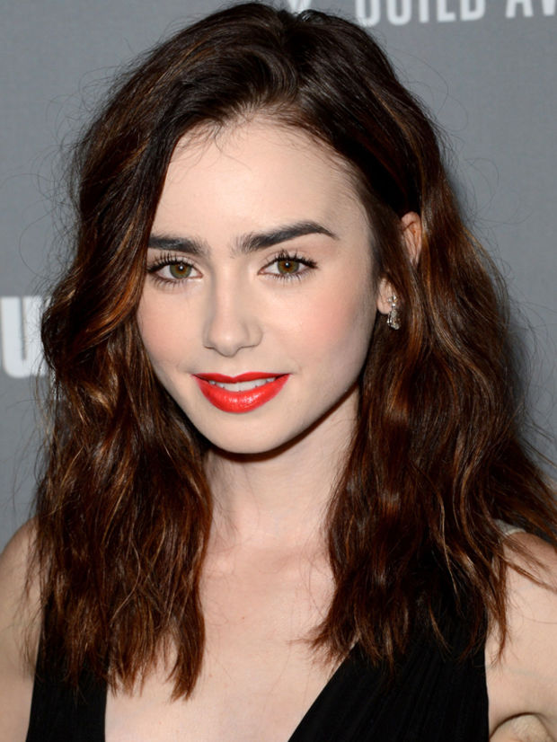 Lily Collins' 10 Best Hair and Makeup Looks - Beautyeditor