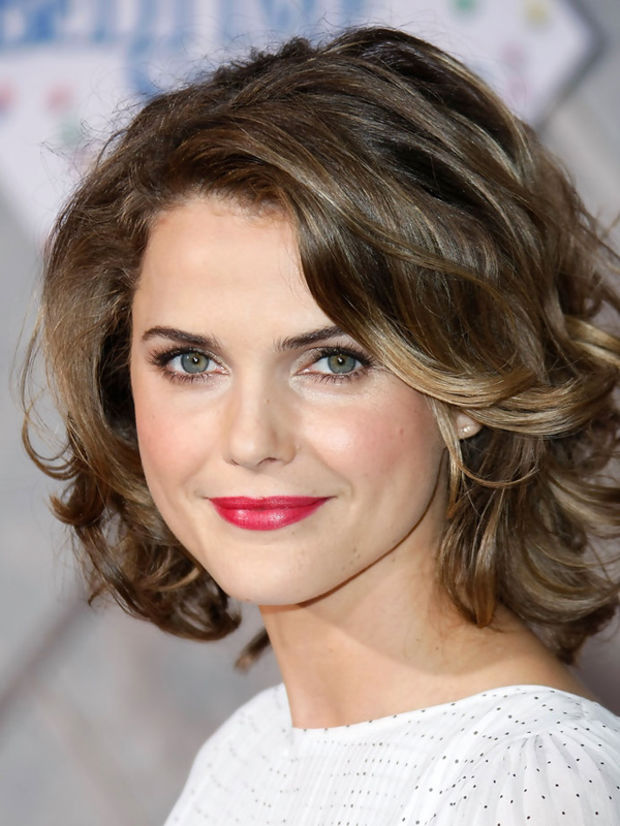 Terrific What Is The Best Hairstyle For Wavy Frizzy Hair Beautyeditor Short Hairstyles For Black Women Fulllsitofus