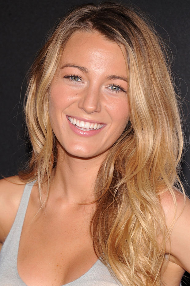 Blake Lively, Before and After - Beautyeditor Blake Lively Nose