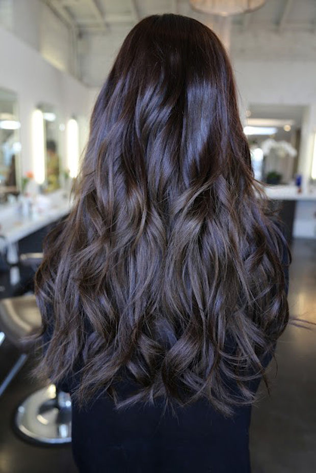 What Is The Best Long Hairstyle For Natural Waves