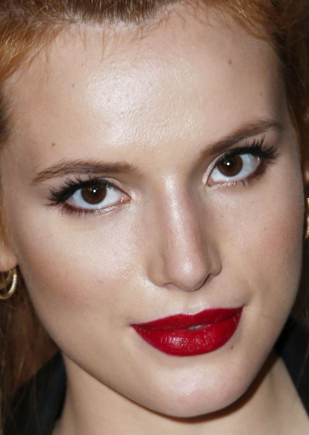 Bella Thorne S Brick Red Lips And More Of The Best Beauty