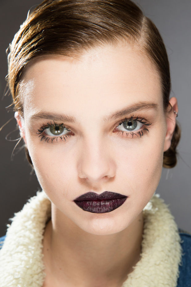 Christian Dior fall 2016 makeup