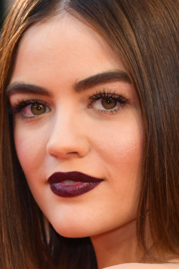Lucy Hale, MuchMusic Video Awards, 2016 (close-up)