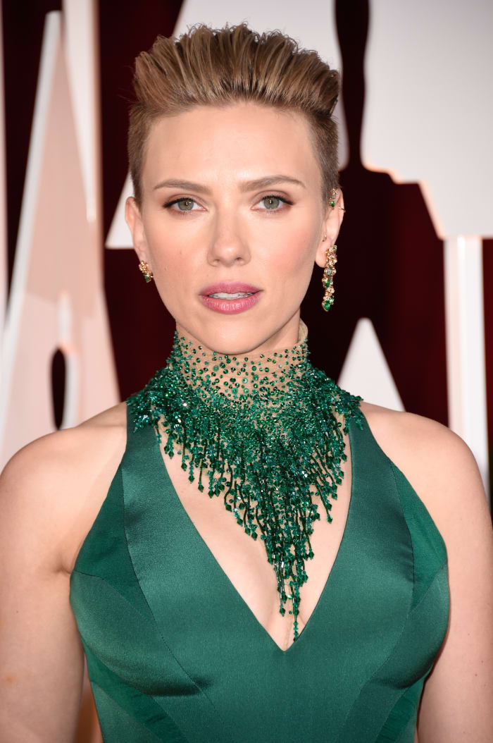 Oscars 2015 The Best Beauty Looks On The Red Carpet -6163