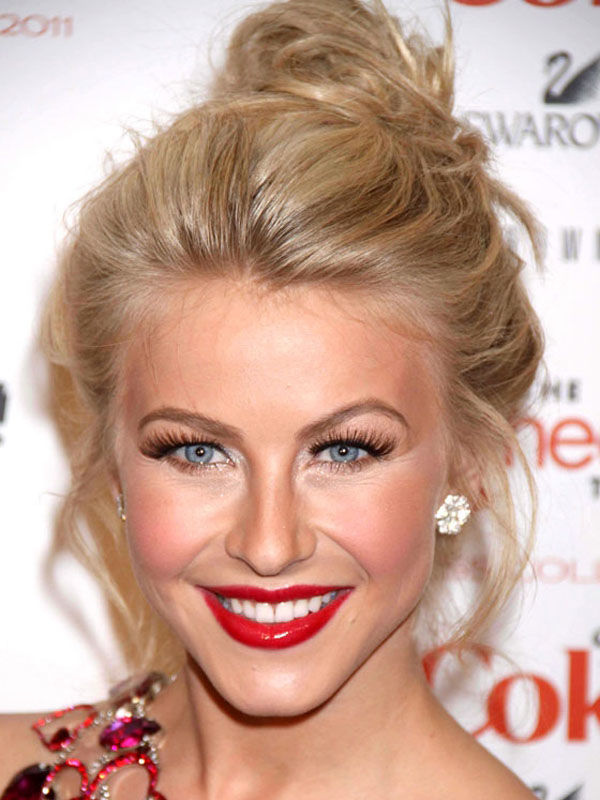how to style my hair like julianne hough julianne hough updo how to style your hair if you 5435