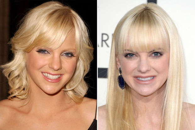 anna faris nude before and after
