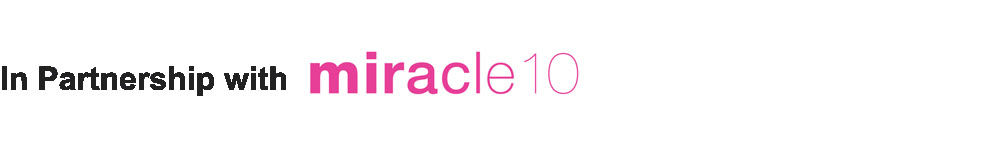 In Partnership With Miracle 10
