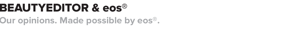 Beautyeditor and eos