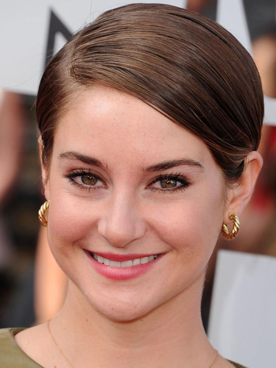 Shailene Woodley, MTV Movie Awards 2014