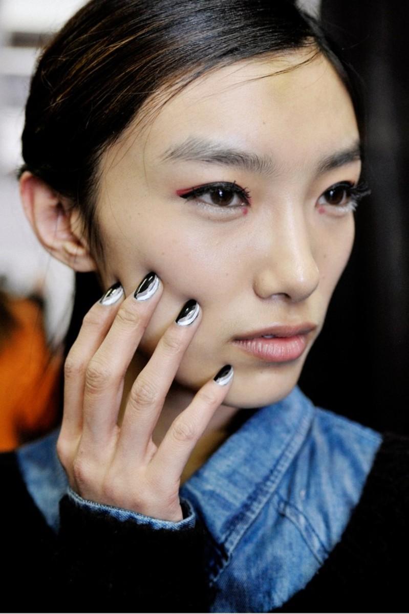 3.1 Phillip Lim - Fall 2012 nails
