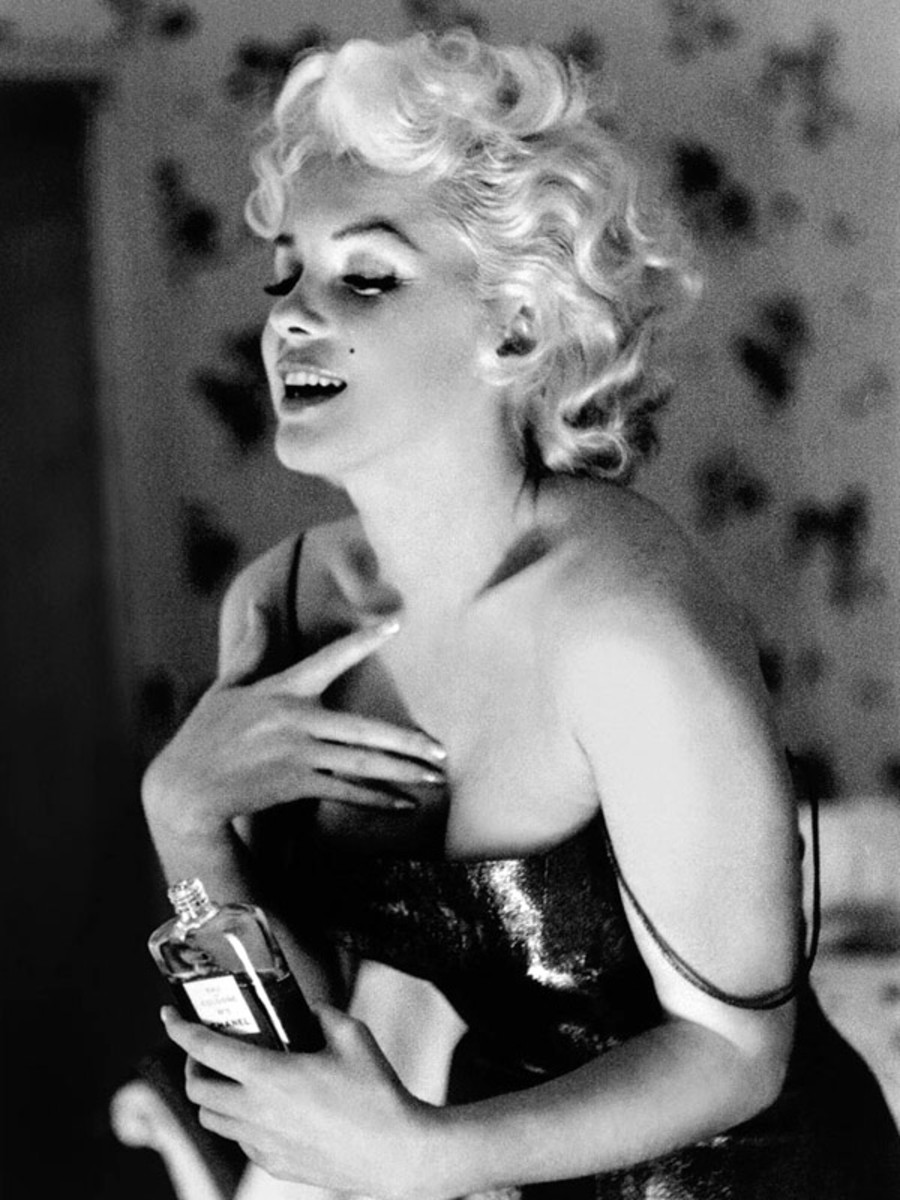 Marilyn Monroe - Chanel No. 5