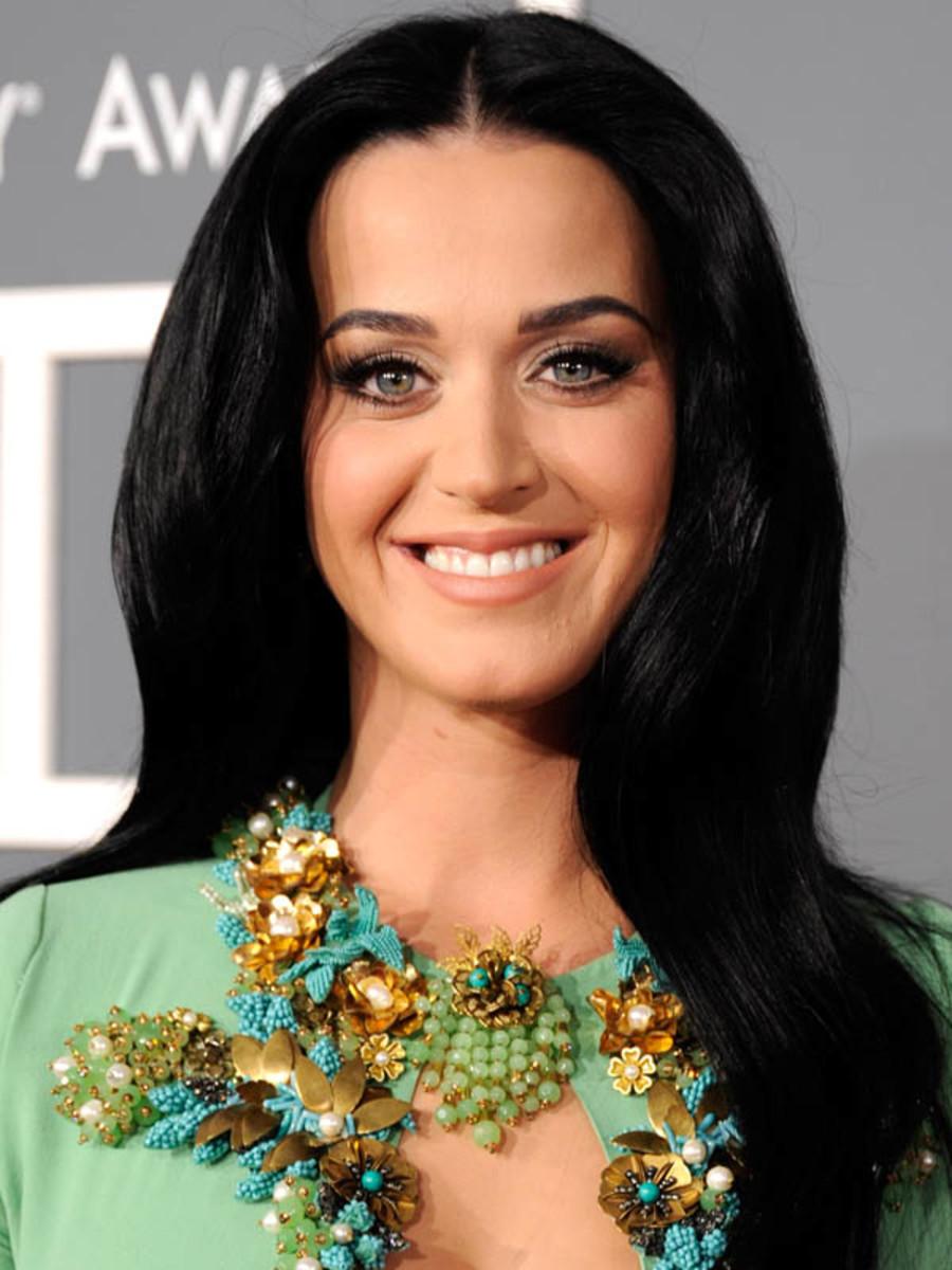 Katy Perry - Grammys 2013 makeup