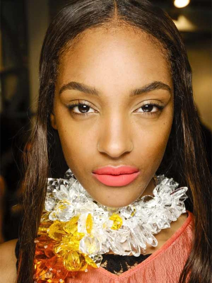 Missoni - Spring 2013 makeup