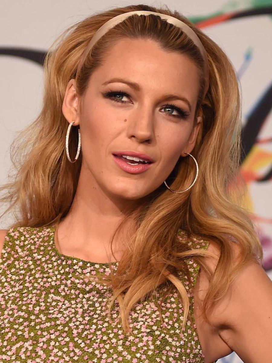 Blake Lively, CFDA Fashion Awards 2014