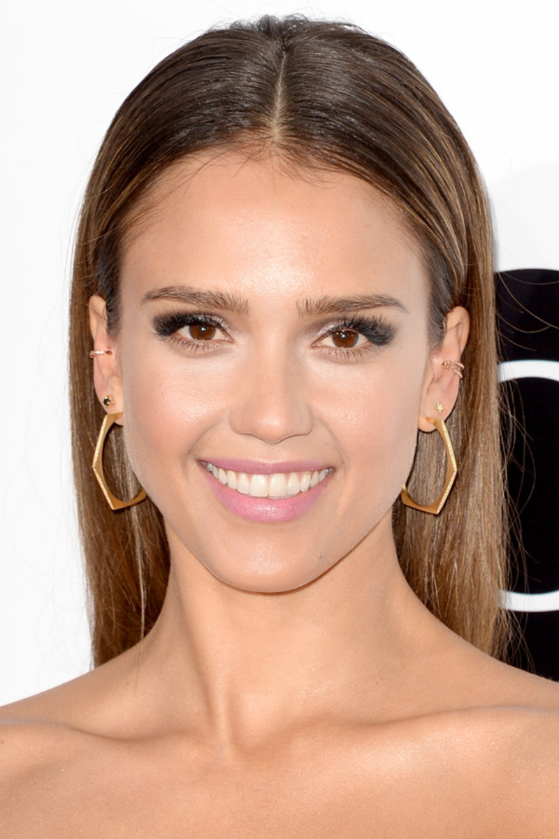 Jessica Alba, People's Choice Awards, 2014