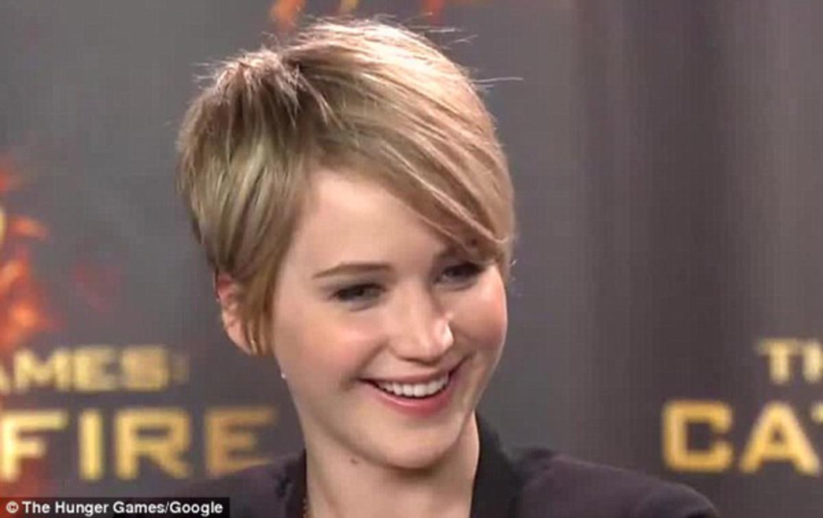 Jennifer Lawrence short hair (3)