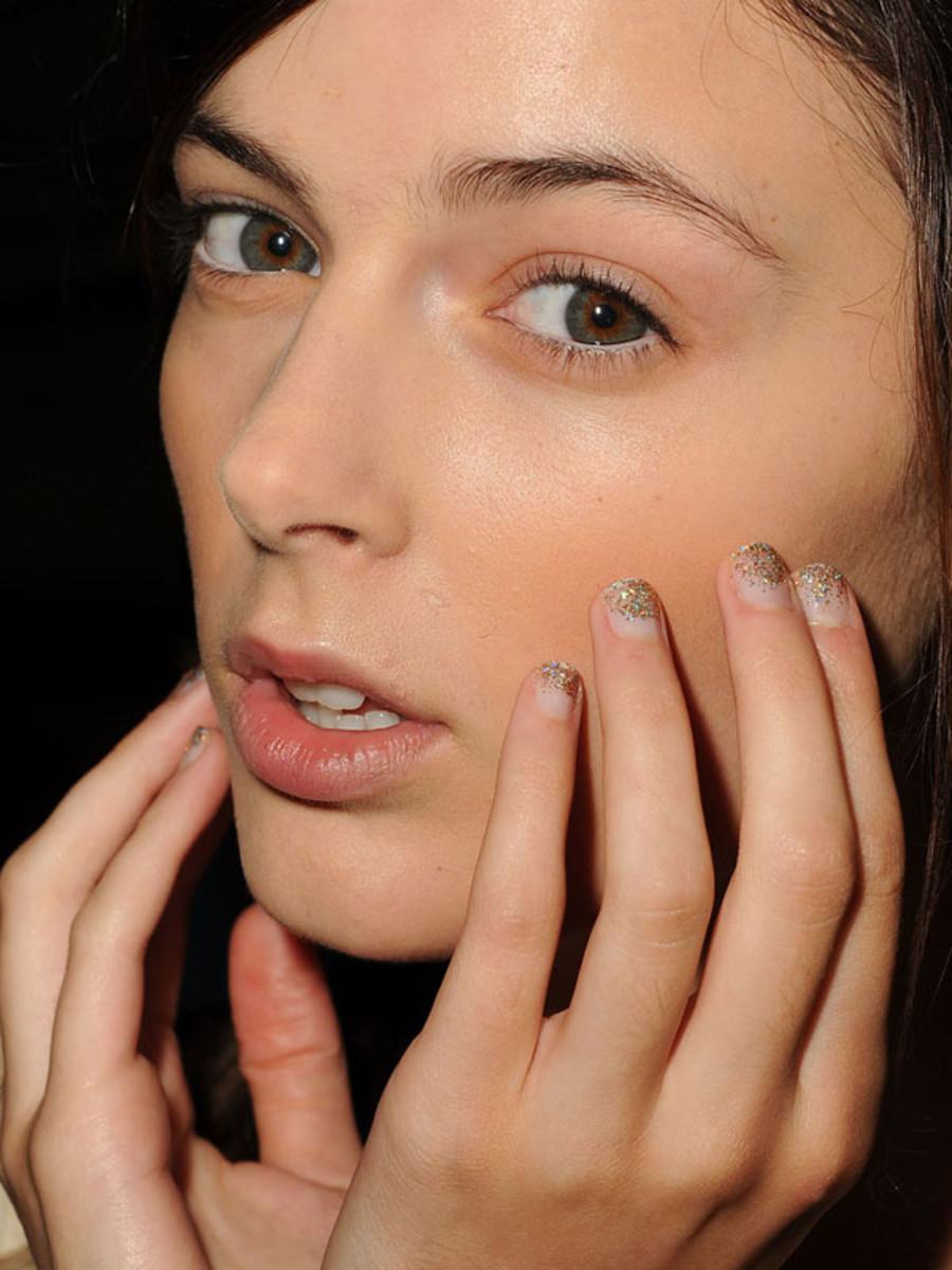 Behnaz Sarafpour - Spring 2013 nails