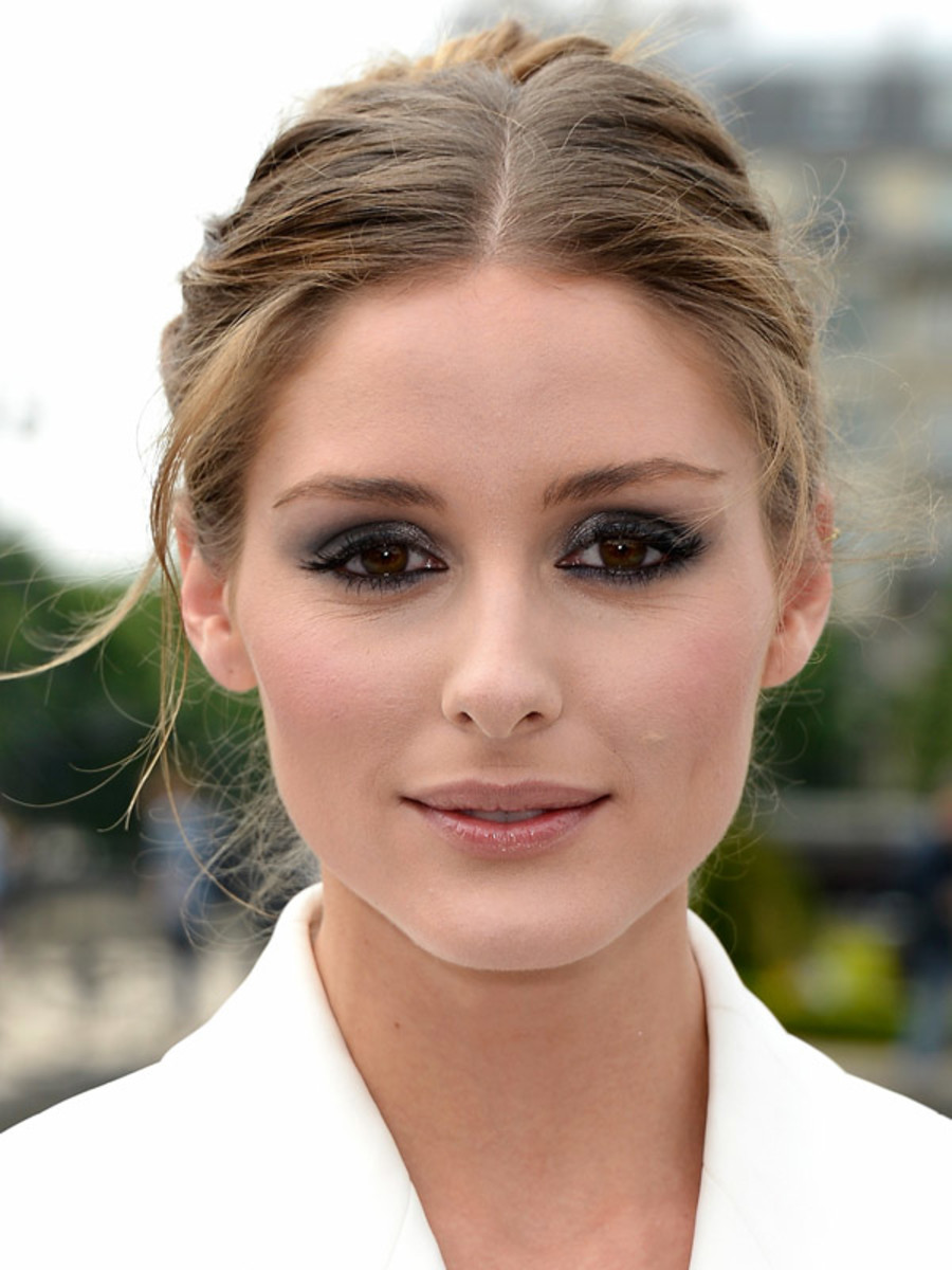 Olivia Palermo - Christian Dior Fall 2013 Couture Show, July 2013