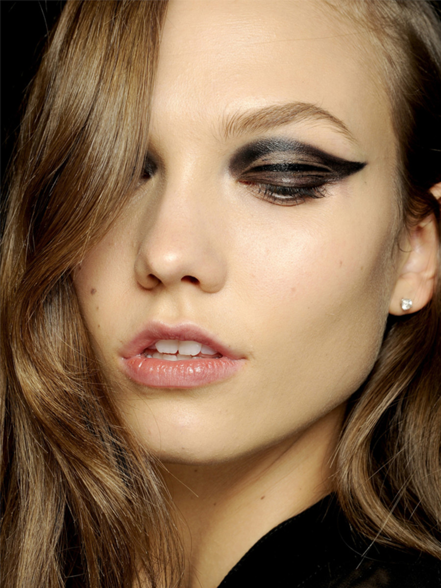 Lanvin - Fall 2012 makeup
