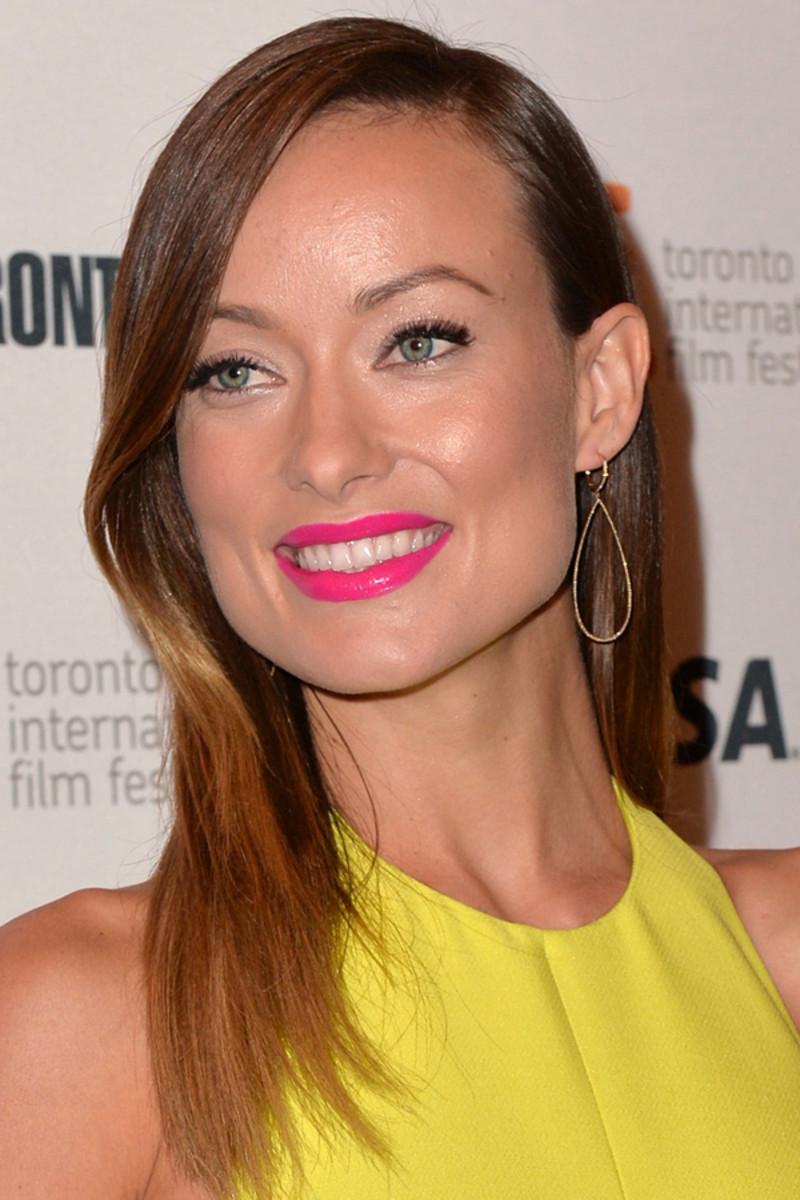 Olivia Wilde - Third Person premiere, Toronto 2013
