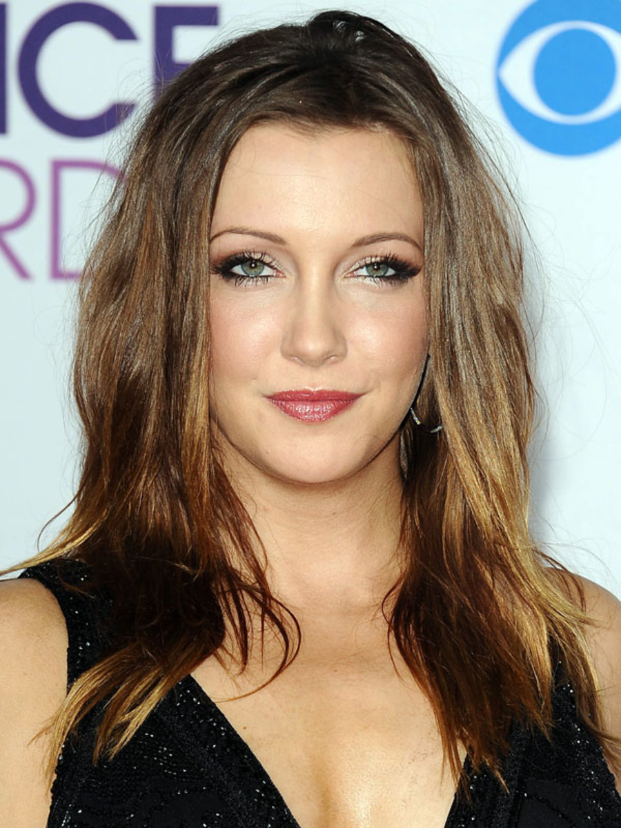 Katie Cassidy - People's Choice Awards 2013