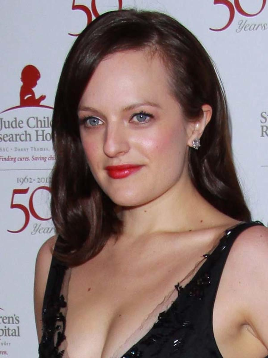 Elisabeth Moss - St. Jude Children's Research Hospital benefit
