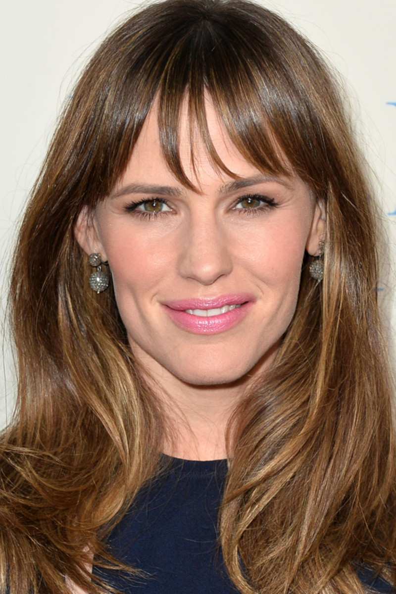 Jennifer Garner S Pink Lip Colour Came From The Drugstore