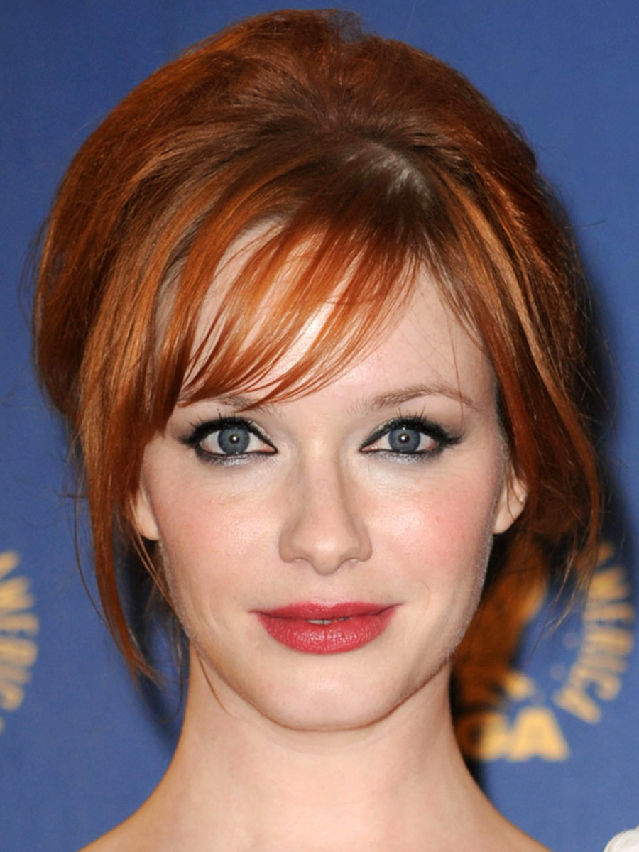Christina Hendricks, Directors Guild of America Awards, 2010