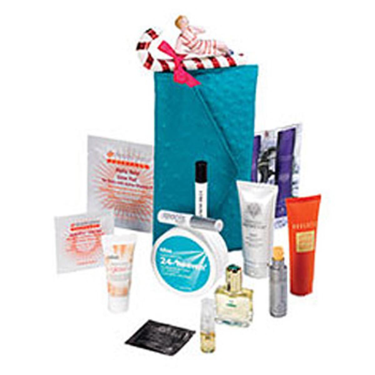 Bliss Holiday Beauty Bag