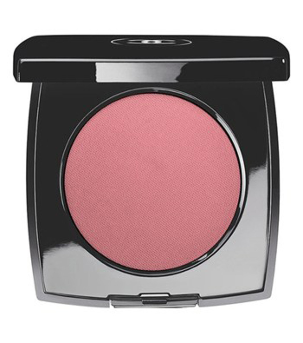 Chanel Le Blush Creme de Chanel in Inspiration