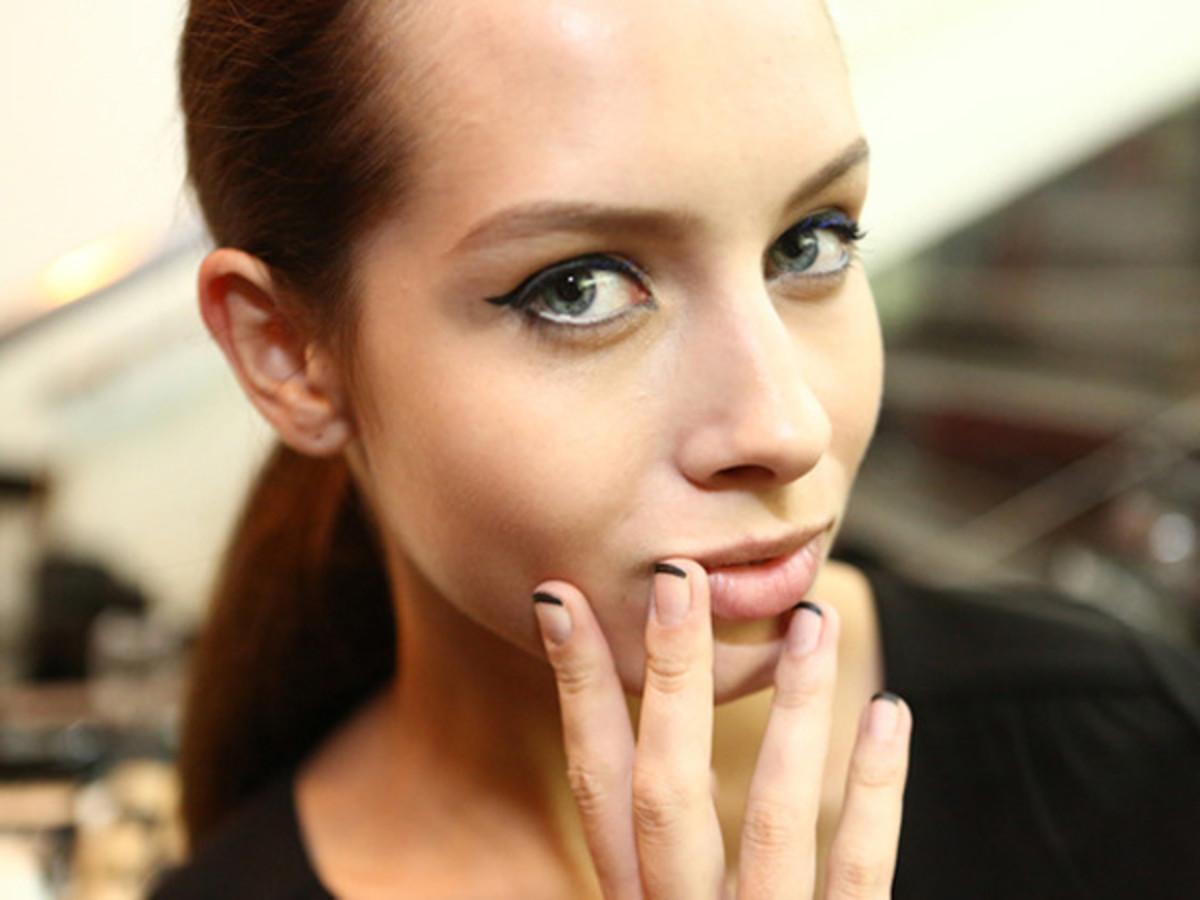 Tanya Taylor - Spring 2013 nails