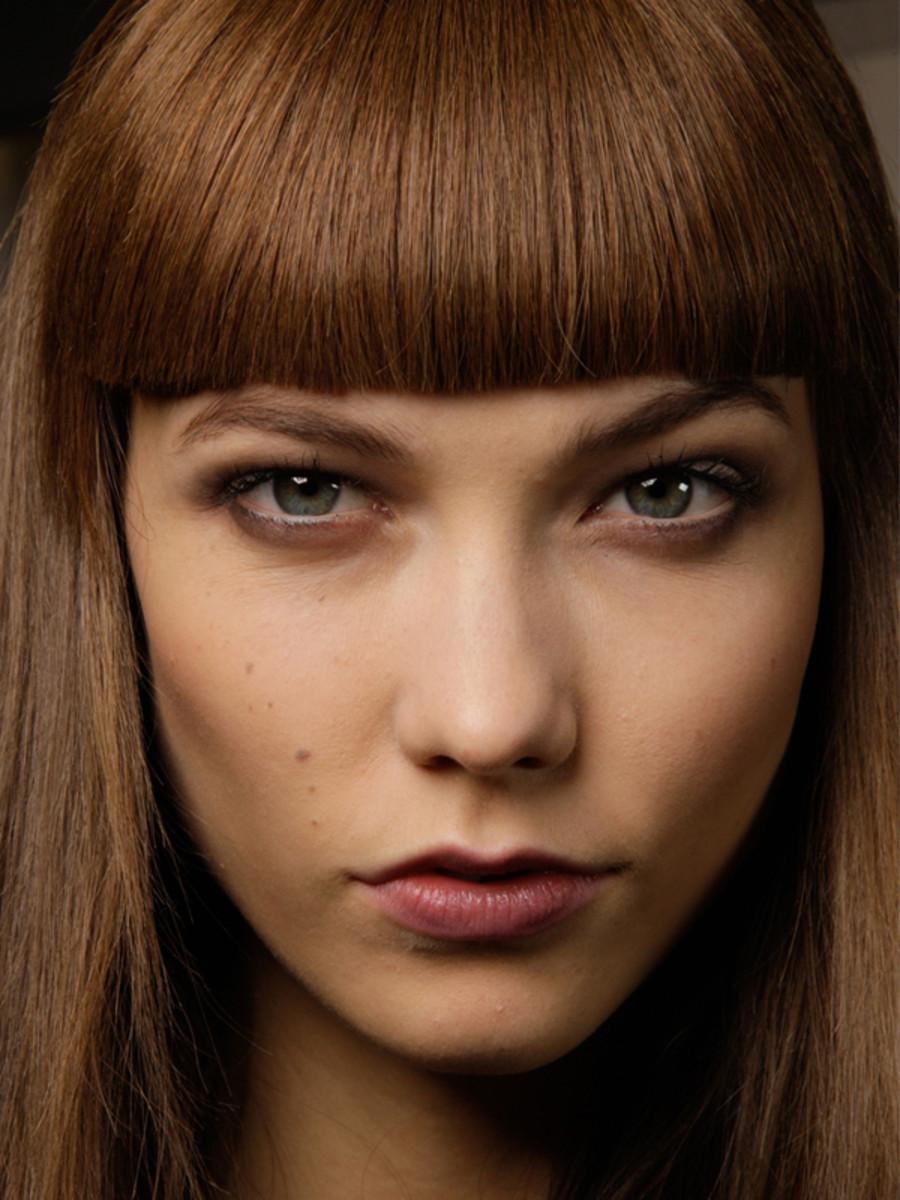 Elie Saab - Fall 2012 makeup