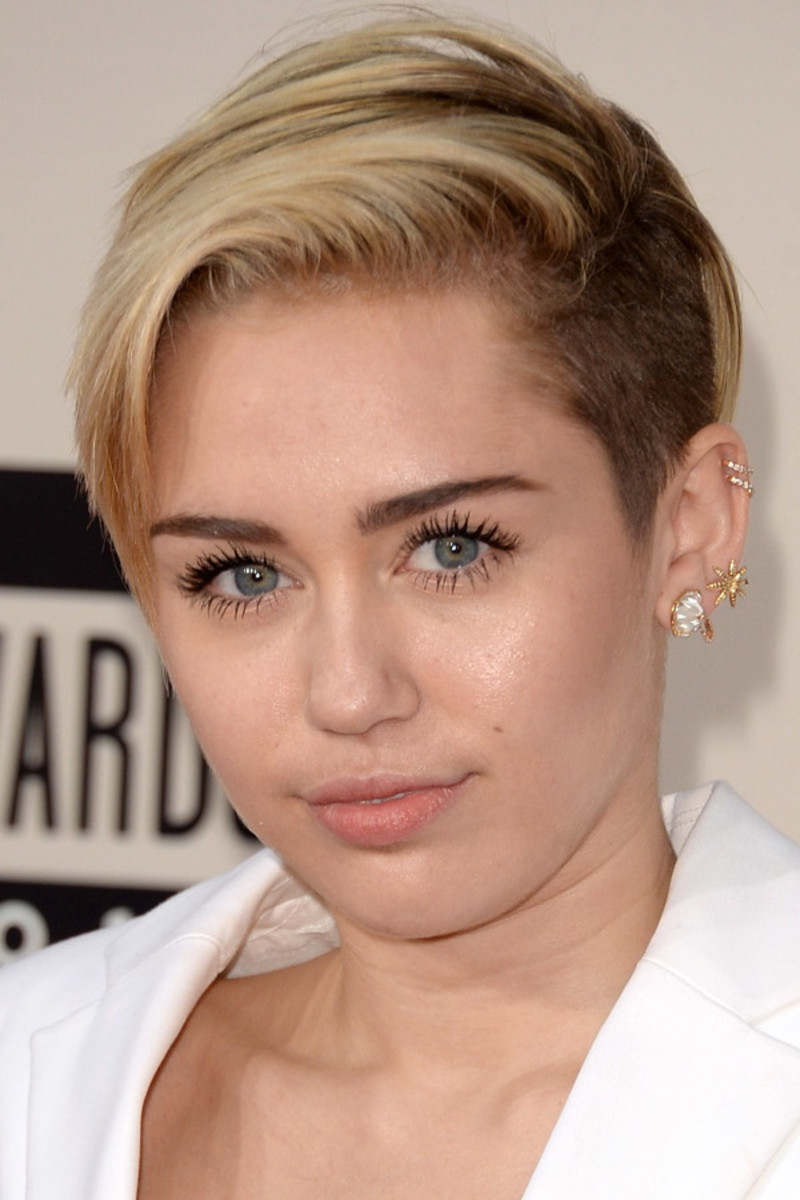 Miley Cyrus, American Music Awards, 2013
