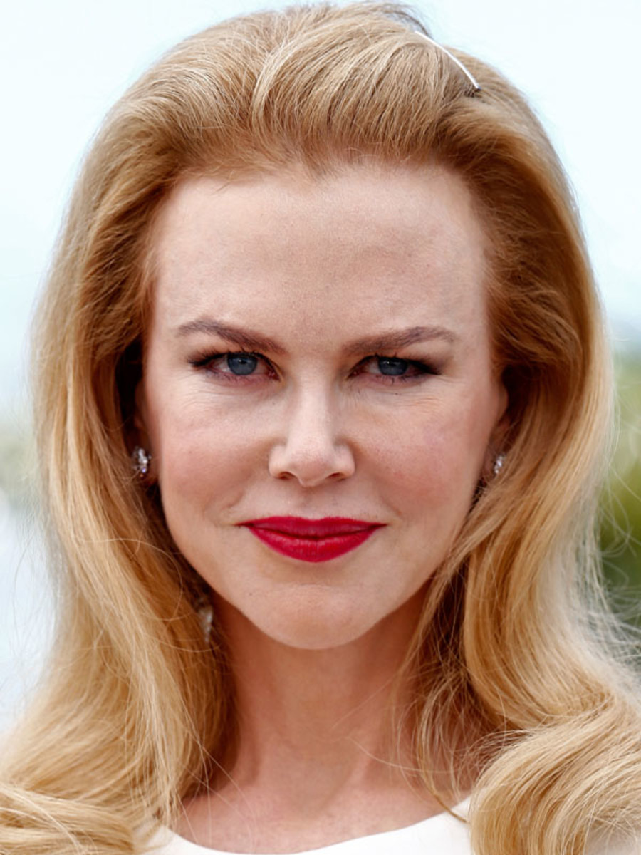 Nicole Kidman, Grace of Monaco photocall, Cannes 2014