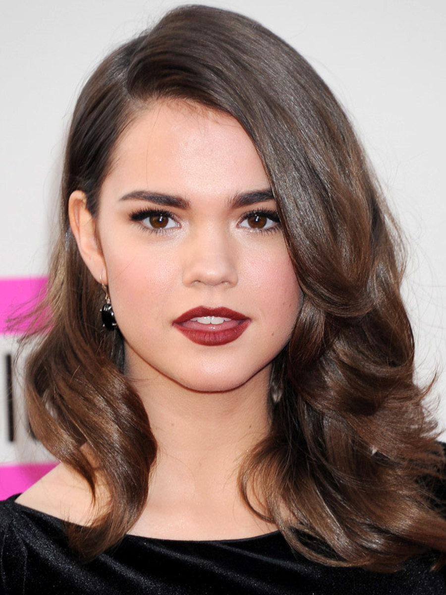 Maia Mitchell, American Music Awards, 2013