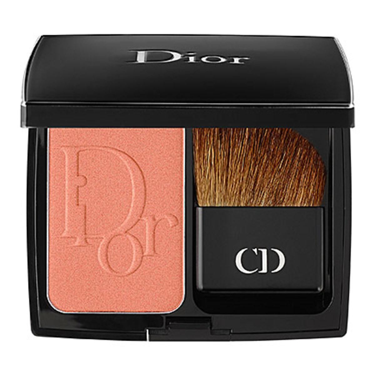 Dior DiorBlush Vibrant Colour Powder Blush in 943 My Rose