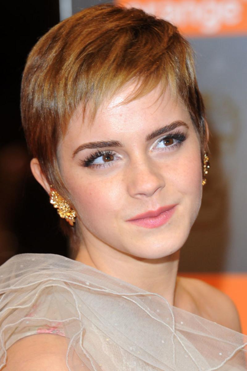 Emma Watson, BAFTAs 2011