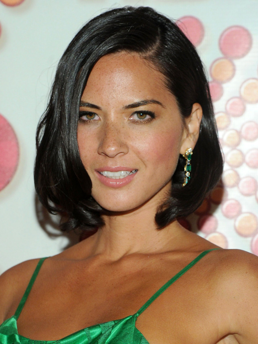 Olivia Munn - HBO Emmy Party 2011